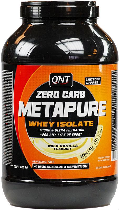 52a549d08 Metapure Zero Carb 2 кг от QNT - сывороточный изолят купить в ...
