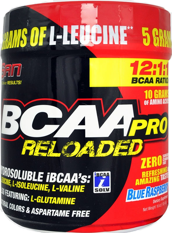 SAN BCAA RELOADED
