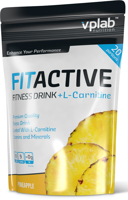 FitActive L-carnitine Fitness Drink