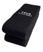 True Black Knee Wraps
