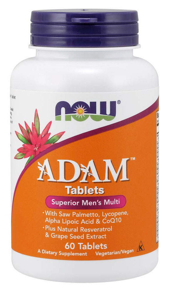 Adam Male Multi - 60 табл