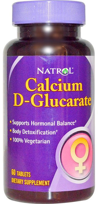 Calcium D-Glucorate 250мг